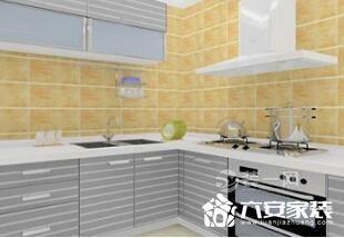 厨房装修时这么挑选瓷砖才正确 邓州装修业主须知